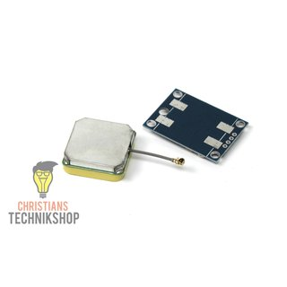GY-GPS6MV2 GPS Modulr | u-blox NEO-6M Chip | also for Flight Control Modules | with Antenna