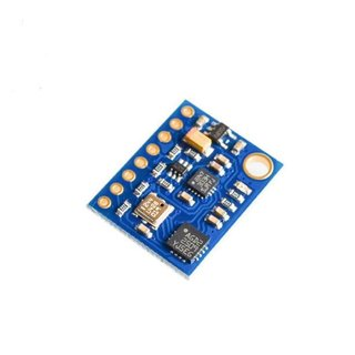 GY-87 Multisensor | 10DOF - Gyroscope, Accelerometer,Compass, Thermometer, Barometer & Altimeter in one Module
