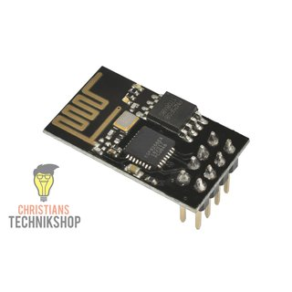 ESP8266 WLAN-SoC ESP-01 Transceiver Serial Port WiFi 802.11 b/g/n TE139 Arduino