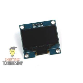 1,3 OLED Display | 128 x 64 | SH1106 | I2C/IIC | blue