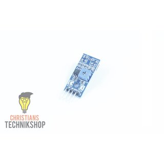 TCRT5000 Infrared-Module | Switching on distance and colour | for Arduino