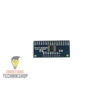 CD74HC4067 16-Channel Analogue/Digital Multiplexer | MUX for Arduino