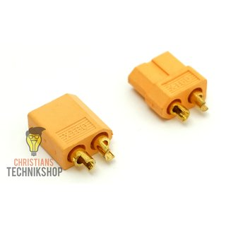 XT60 Connector | Bullet High Current Plug Set for RC LiPo Battery