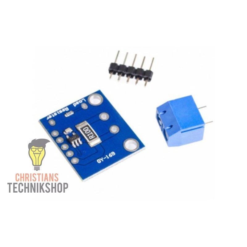 Stiftleiste GY-471 3A StromsensorMAX471 Modul für Arduino inkl