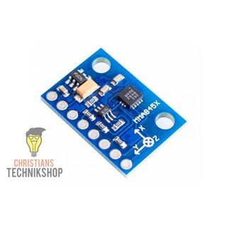 GY-45 MMA8452 3-Axial Accelerometer Module