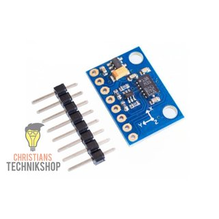GY-511 LSM303DLHC digital 3-Axial Accelerometer/Magnetometer/Compass