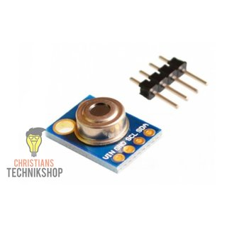 GY-906 MLX90614ESF Infrared-Temperature-Sensor | contactless Thermometer for Arduino