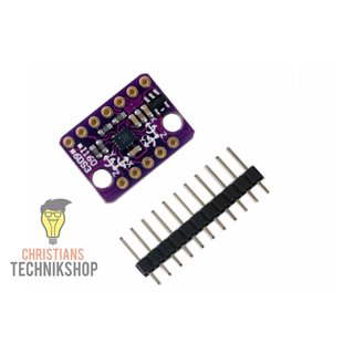 GY-BMI160 6-Axial-Sensor for Arduino | BMI160 Gyroscope and Accelerometer  for Indoor Navigation and AR