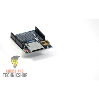 Data Logger Shield für Arduino mit RTC