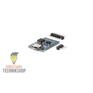 Digispark mini Arduino board Tiny85 für Micro-B-USB