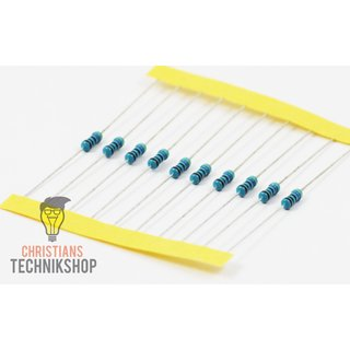 10 pieces | LEDs incl. resistors  for 5V or 12V  | Lightdiode 5mm Diameter | many colours | Christians TechnikShop - Colour and Voltage selectable