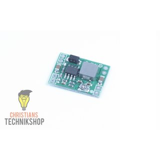 mini DC-DC Wandler XM1584 step-down Modul 3A 0,8V - 20V