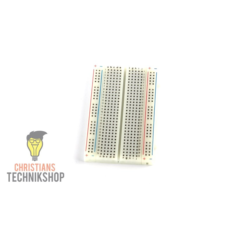 Breadboard 85 mm x 55 mm 400 contacts STECKBRETT Prototypage Arduino Raspberry