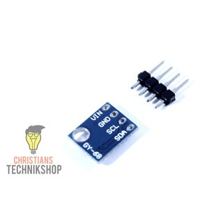 BMP180 Digital Atmospheric Pressure Sensor/Module I2C for Arduino